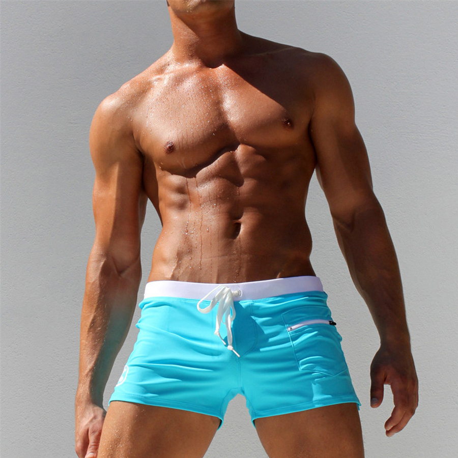 Shop Hudson's Bay for the latest in men's swimwear! Find stylish swim trunks in the your size, online. Free shipping within Canada on orders over $