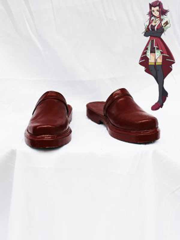 Novelty & Special Use Akiza Izinski Brown Cosplay Boots Shoes Anime Party Cosplay Boots Custom Made Women Shoes Pure Whiteness Open-Minded Yu-gi-oh Costumes & Accessories