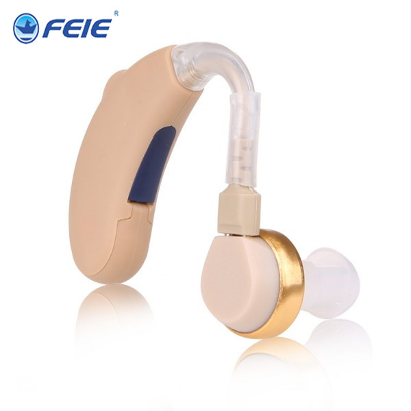 Medical Ear Care Listening Supplies Analog BTE Style Hearing Aid S-185