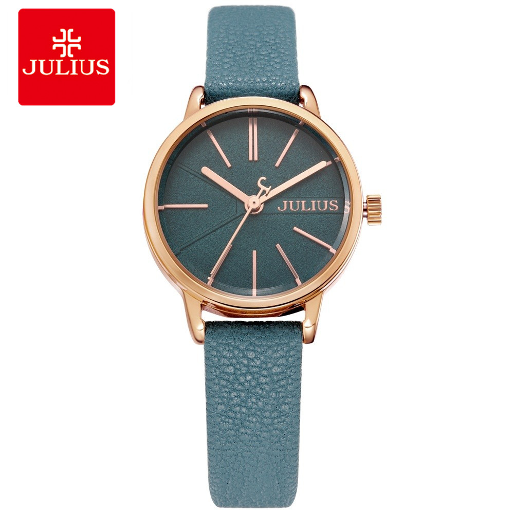 JULIUS Women's Watches Brand Luxury Fashion Ladies Watch Japan Movt Quartz Watch Price Cheap Promotion WR30m Watch With Logo 944 gold watchband for luxury watches brand stylish watches accessories 18mm 20mm 22mm fashion thiner bracelets promotion price new