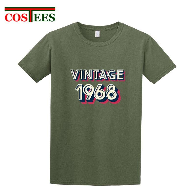 50th birthday tshirt 50th birthday 50th birthday gift for women gift 50th birthday gifts for men 1968 50th birthday gift vintage 1968