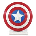 Captain America Shield 3D jigsaw puzzles for adult 2016 New Star wars 3D Nano metal DIY scale Model  brain game educational toys