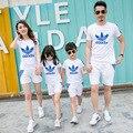 Família combinando roupa família vestuário mãe e filha Matching roupas ativo pai , filho roupas roupas família define HH08