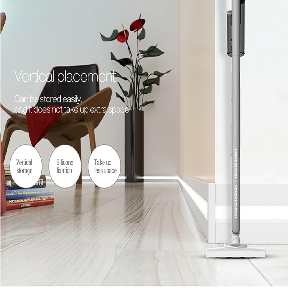 Xiaomi Deerma DX700 Handheld Vacuum Cleaner Household Silent Vacuum Cleaner 15 KPa Strong Suction Dust Collector Home Aspirator