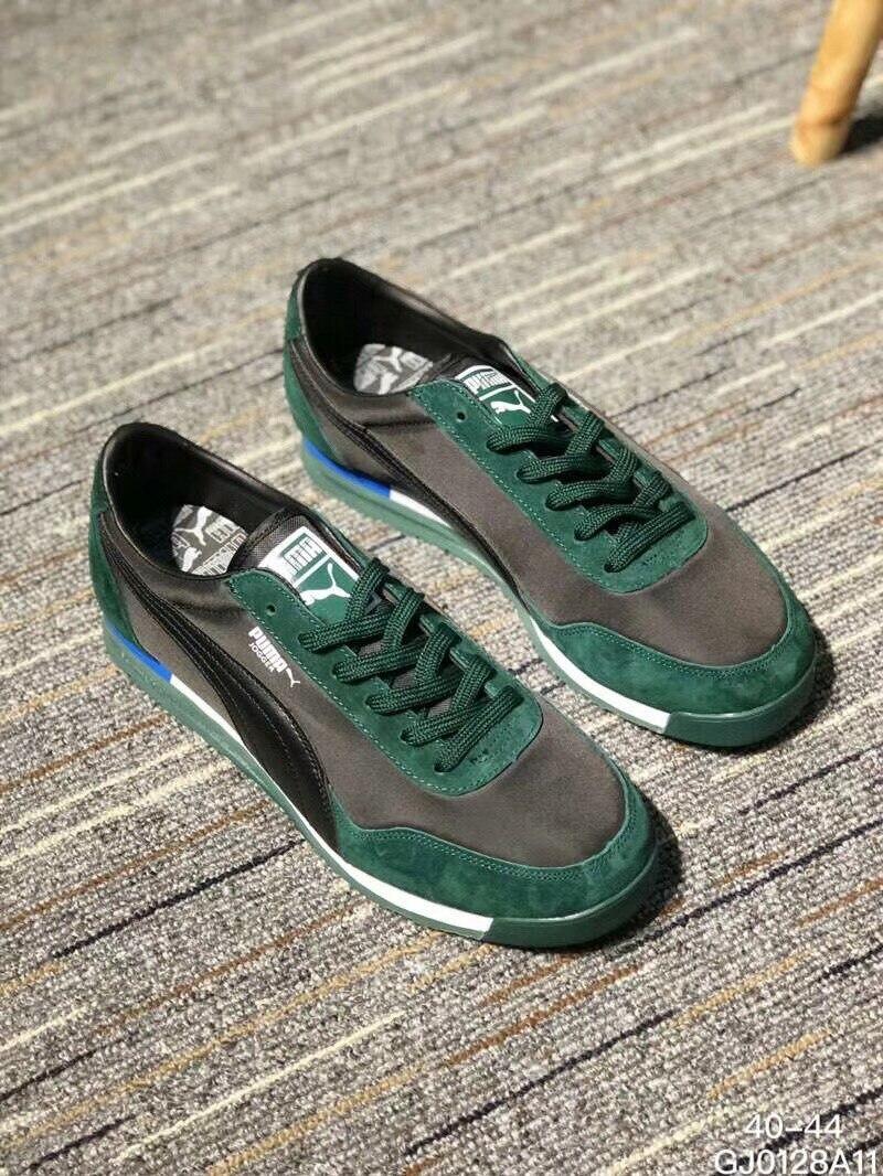 Бесплатная доставка Для мужчин Puma Jogger серии новый тип из новый тип света бадминтон обувь