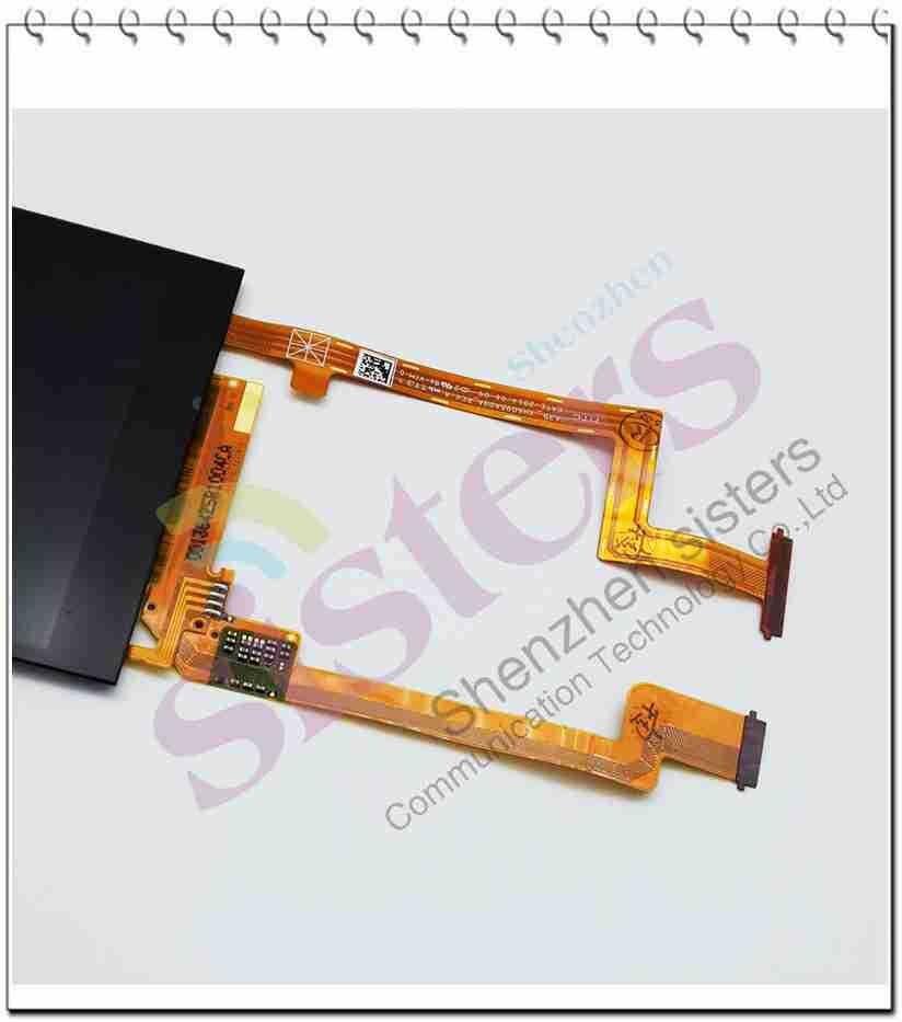 2 piezas al por mayor negro pantalla LCD completa digitalizador de pantalla táctil piezas de repuesto para HTC Desire EYE M910X envío gratis