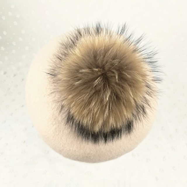Winter Women Casual Wool...