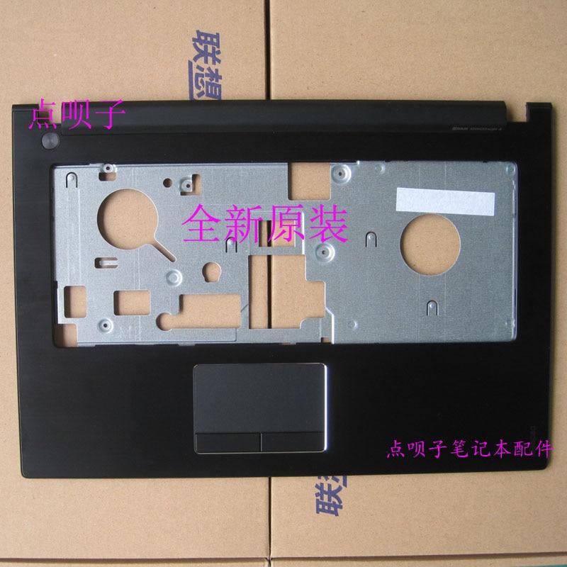 NEW For Lenovo S410p BLACK Upper Case Keyboard Bezel Palmrest Cover