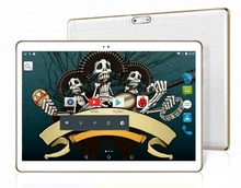 Android tablet PC K107 10 inch tablet PC Phone call 4G LTE octa core 4GB RAM 64GB ROM Dual SIM GPS IPS FM bluetooth tablets