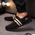 2016 New Men Shoes Men's Casual Flat Shoes Slip-resistant Velvet Loafer Men Fashion Sneakes Driving Shoe Breathable Casual Shoe