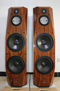 Standing Speaker/loudspeaker Floor Tweeter Midrange Hi-End Eton Accuton C30-6-358 C173-6-090