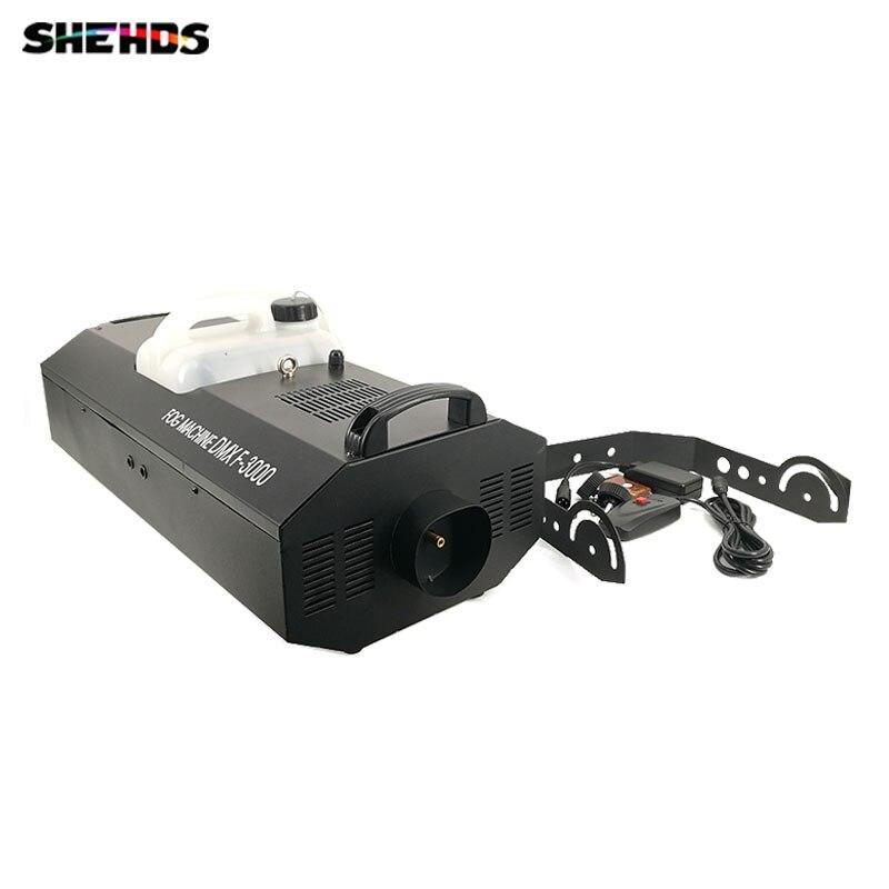 Machine à fumée 3000 W DMX512 fil et sans fil à distance DJ/Bar/fête/spectacle/lumière de scène équipement professionnel Dj de scène
