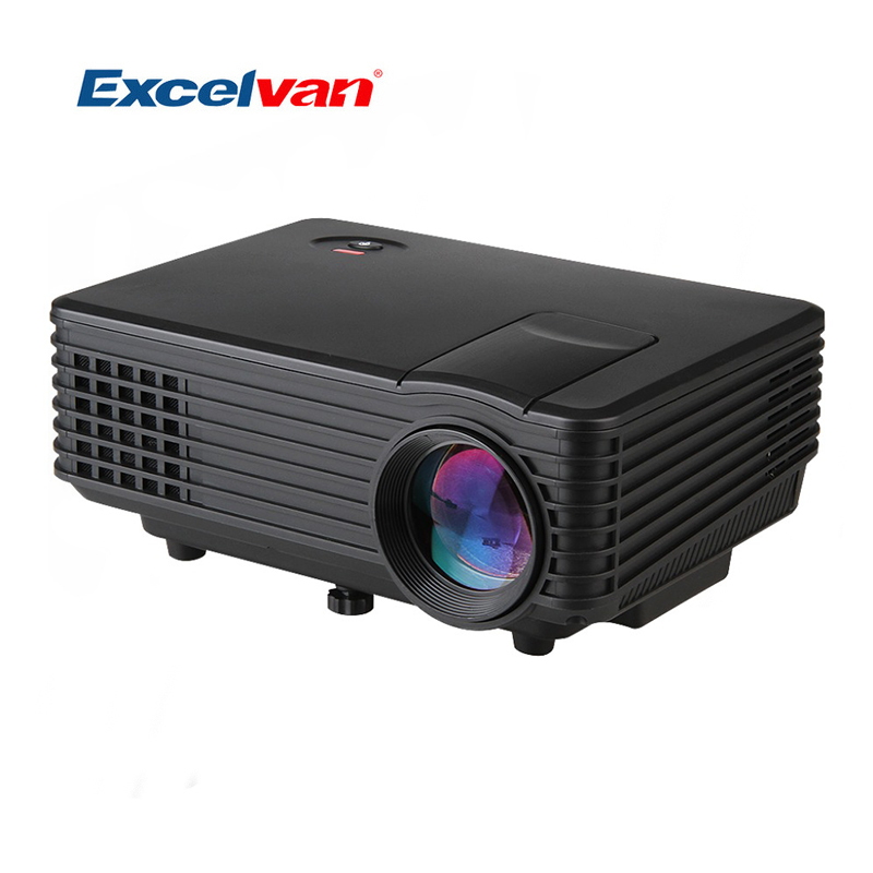 800 Lumens Home Theater Mini Portable Led Multimedia: Excelvan RD 805 120 Lumens Portable Mini Projectors LCD