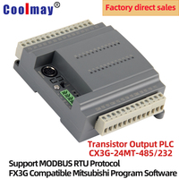 BLDC PWM DC stepper motor speed controller Mitsubishi plc programmable logic controller Program software GX 8.86 / works 2