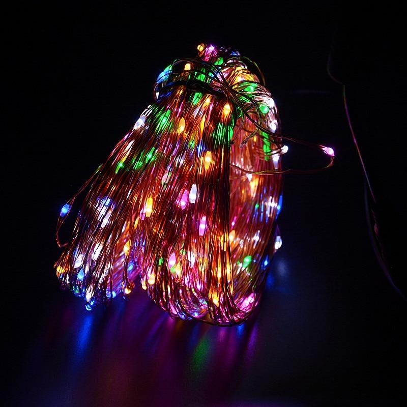 Siseruumiväline juhtmevaba juhtimine 164Ft 50M 500 LED - Puhkusevalgustus - Foto 5