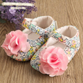2016 Summer Children Footwear Infant Toddler Girl Summer Soft Sole Cotton Baby Shoes 0-18M Baby Shoes Chuteira Futebol Original