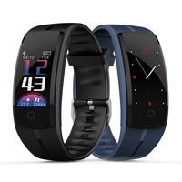 QS100 Smart bracelet Smart watch Fitness Tracker Blood pressure Monitor fitness tracker bracelet smart wristband pk mi band 2