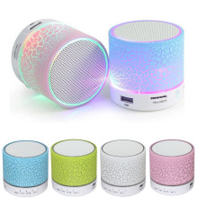 Wireless Bluetooth Speaker Portable Mini Wireless Stereo Bluetooth Speaker For Samgsung Tablet PC FM Computer Speakers @S