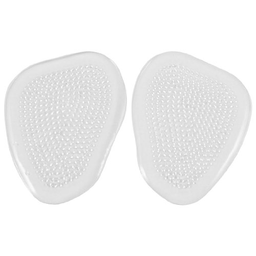 2018 Hot Style Clear Antislip Soft Silicone Ball Of Foot High Heel Shoes Cushion Metatarsal Pad