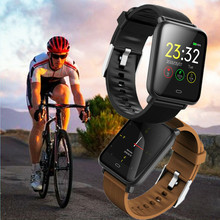 Smart Watch Q9 Blood Pressure Heart Rate Monitor Smartwatch IP67 Waterproof Sport Fitness Tracker Men Women for Android iPhone