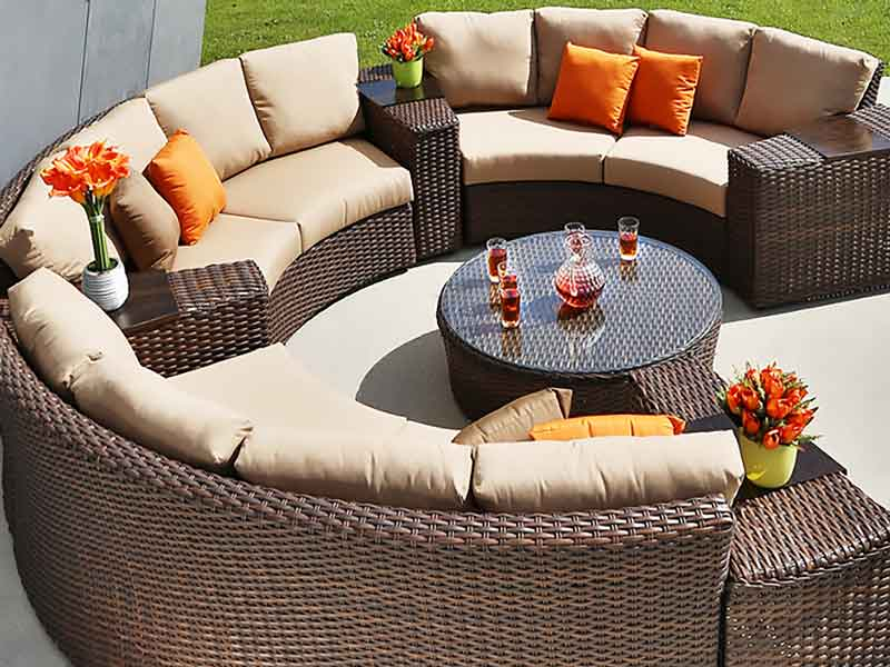 2017 hot sale fashion style outdoor big round shaped for Furniture year end sale 2017