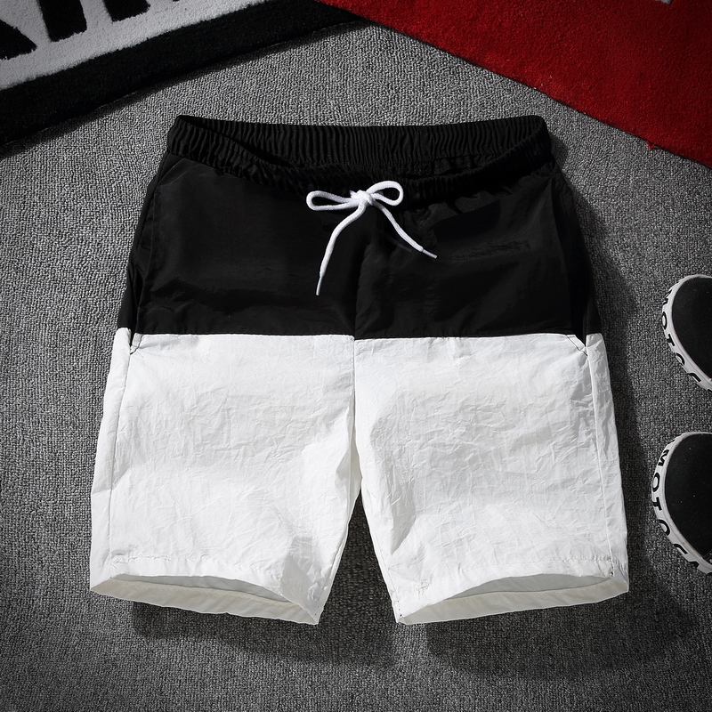2018 New Brand Mens Shorts Casual Cotton Sea Board Shorts Men Beach Hot Sale Quick Dry S ...