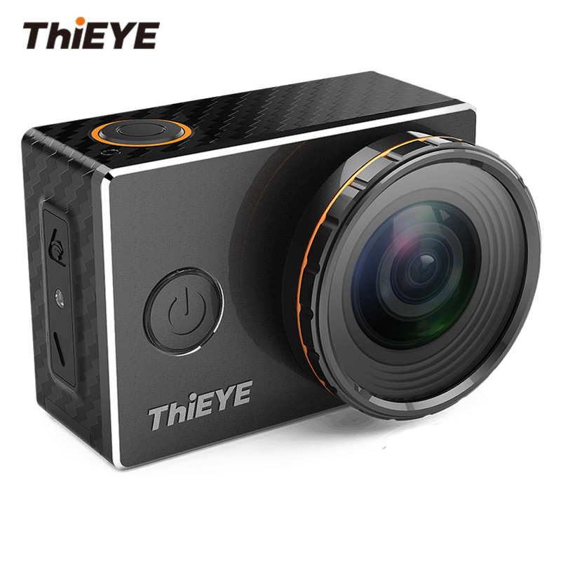 ThiEYE V6 4K Action Helmet Camera Wifi 2.0'' Screen Underwater 60m Diving Cam Go Extreme Sports Video Mini waterproof Camera аркадий стругацкий борис стругацкий страна багровых туч