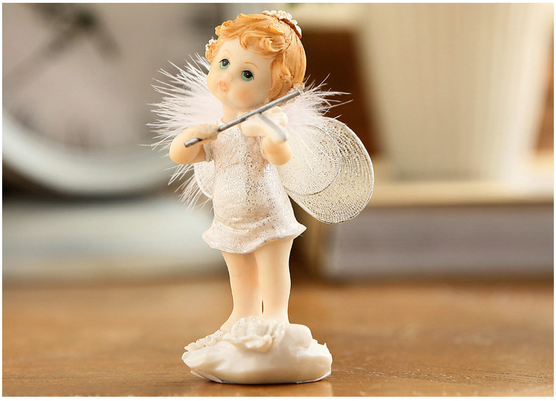 Cute Baby Angel Figurine (7)