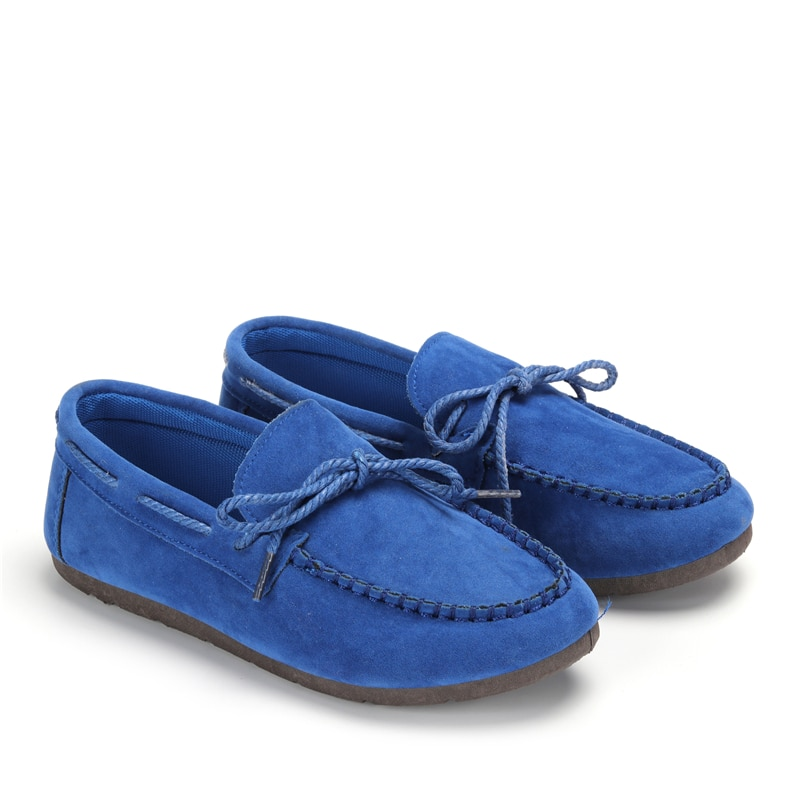 Moccasin womens four colors autumn soft brand top quality fashion suede casual loafers #WX810401 70