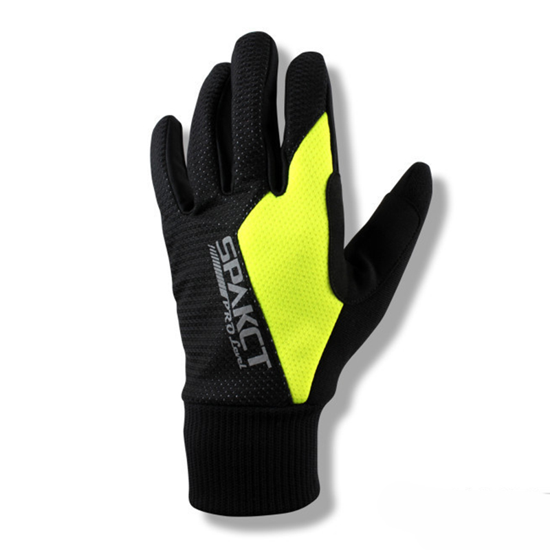 SPAKCT Cycling Gloves Men's Gloves Winter Full Finger MTB Bike Bicycle Guantes Ciclismo Windproof Outdoor Sport Gloves-Sharp New