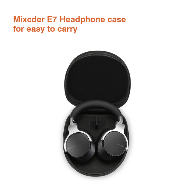 Mixcder E7 Bluetooth Headphones Active Noise Cancelling with Mic 6
