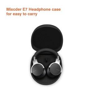 Image 5 - Mixcder E7 aktywna redukcja szumów bezprzewodowe słuchawki z mikrofonem Bluetooth zestaw słuchawkowy Stereo Hi Fi głęboki bas słuchawki nauszne