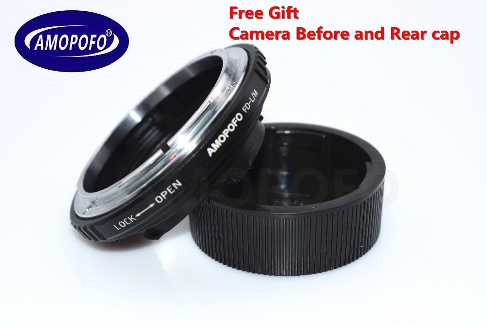 Leica üçün Canon FD lens üçün FD-LM Adapter TECHART LM-EA 7 - Kamera və foto - Fotoqrafiya 1