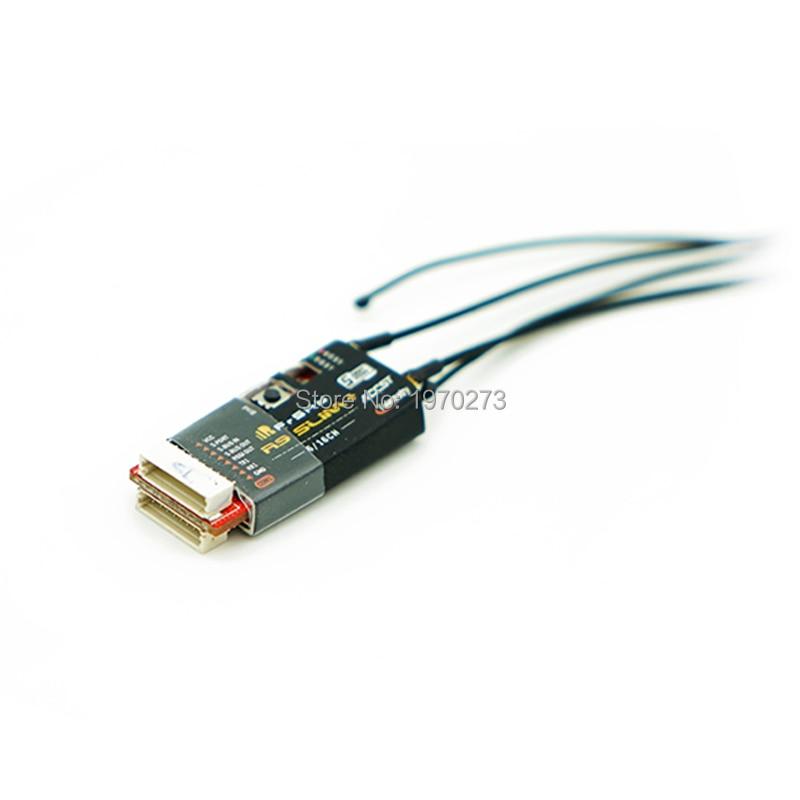 FrSky R9 Slim Plus 6 16CH 900Mhz 915Mhz long Range Telemetry Mini Receiver FCC Non EU