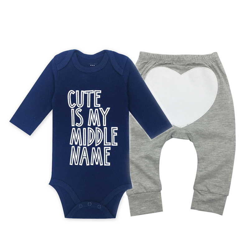 2018 fashion baby pajamas & sleepwear baby clothing baby boys clothes for girls rompers 100% cotton baby rompers pants newborn