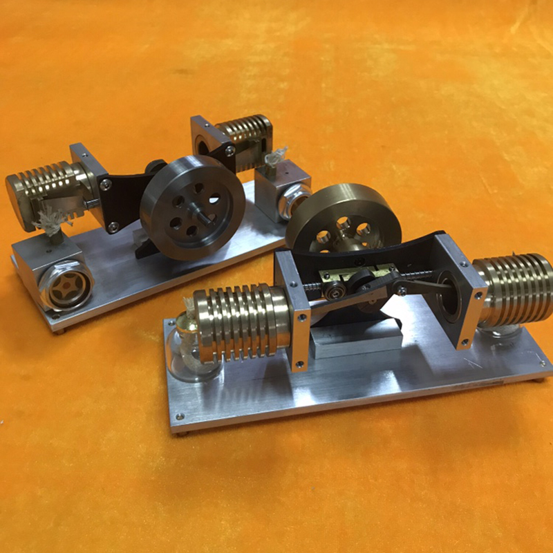Stirling engine model accessories igniting engine metal power motor motor toy steam miniature