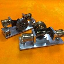 Stirling engine model accessories igniting engine metal power motor motor toy steam miniature stirling engine micro engine external combustion engine metal model m16 01 02 d