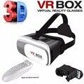VR BOX II 2.0 2016 Google VR Очки Виртуальной Реальности 3D очки Гарнитура Для 4.0-6.0 дюймов Смартфон Для iPhone Samsung и т. д.