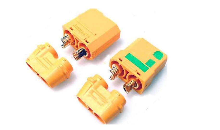 Online Shop Original 5 Pairs Amass XT90S XT90 S Connector Male Female FPV Drone Battery For RC Quadcopter Brushless Motor