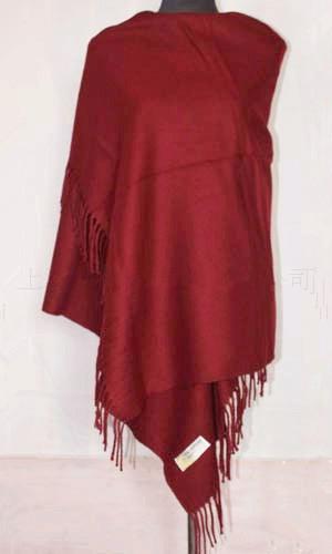 Moda borgonha novo inverno das mulheres chinesas 100% lã xale Scarf grosso do envoltório quente frete grátis WS012-S
