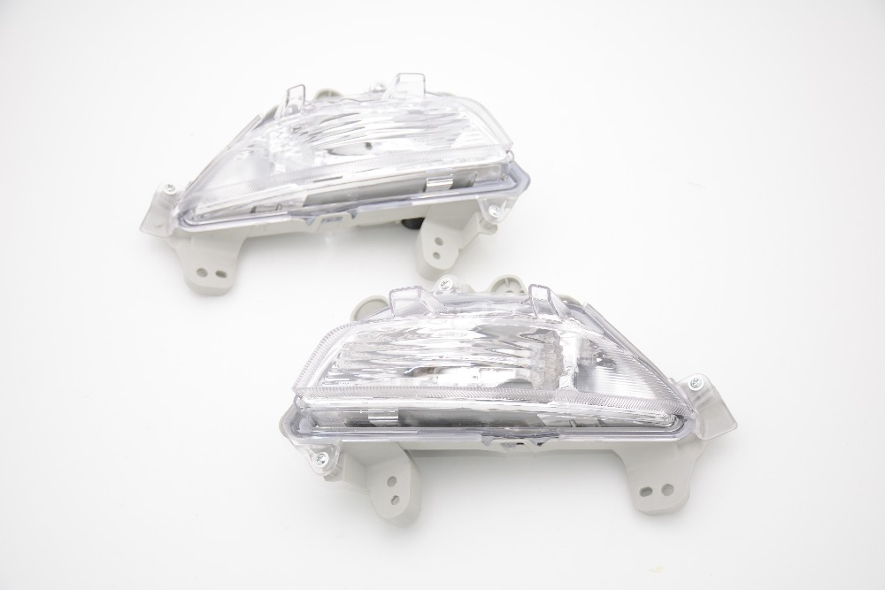 1 pair المصد الأمامي بدوره ضوء بدوره - أضواء السيارة