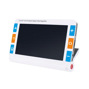Magnifier Digital Low-Vision To Lcd Ys700 Aid 48X Reading Eu Handheld Electronic Electronic