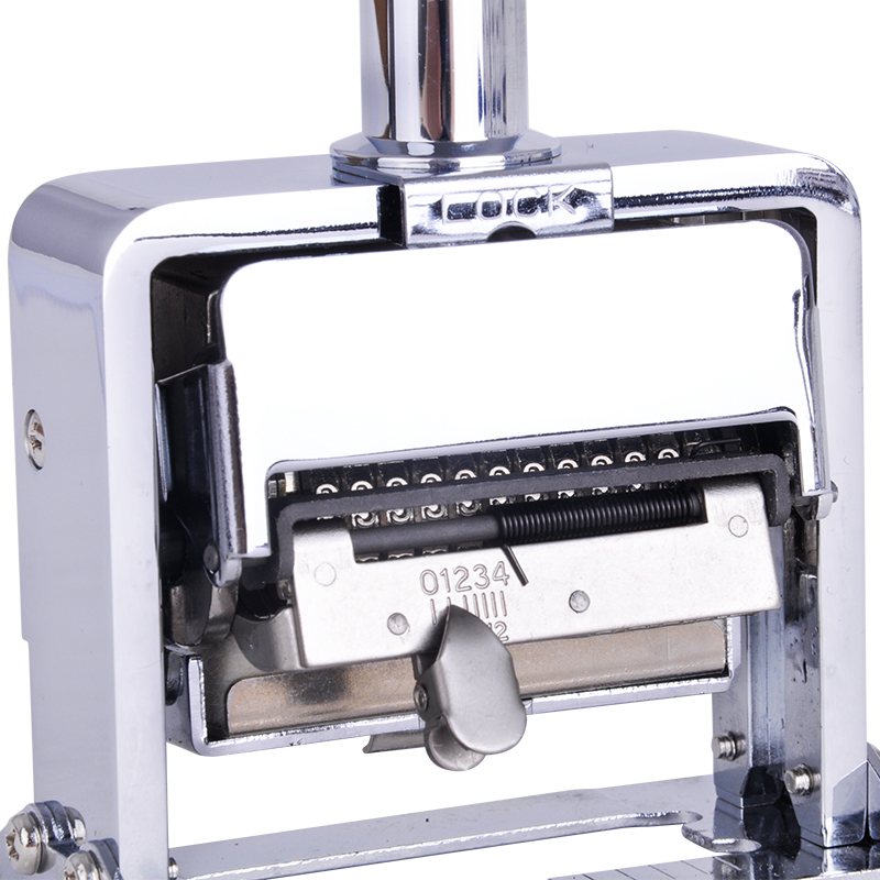 12 Position Automatic Numbering Machine Into The Number Coding Page Chapter Marking Machine Digital Stamp Burea Despachou Office 9 position automatic numbering machine into the number coding page chapter marking machine digital stamp burea despachou office