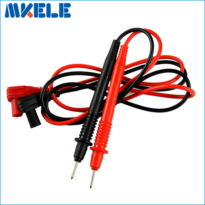 EA830 Needle Tip Probe Test Leads Pin Hot Universele Digitale Multimeter Multi Meter Tester Lead Probe Draad Pen Kabel 14mm