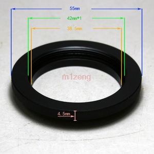 dual purpose adapter ring for m42 42mm lens to Fujifilm fuji FX xh1 xt100 XE2/XE1/XM1/XA3/XA1/XT1 xt3 xt10 xt20 xpro2 camera(China)