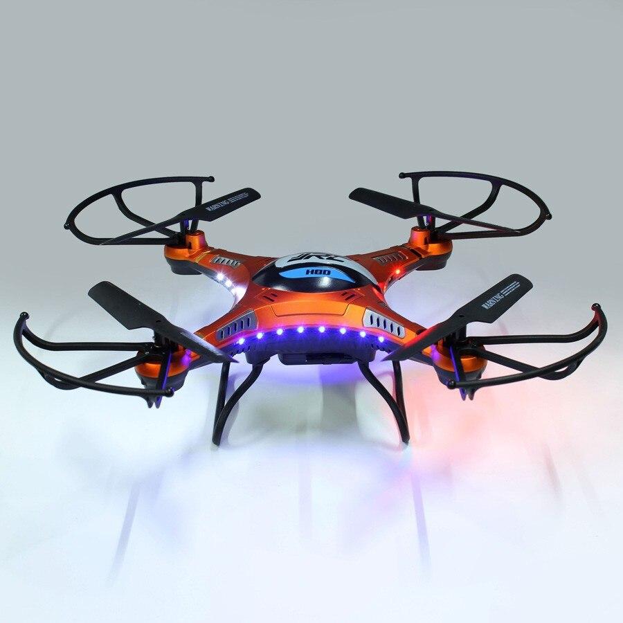 Najnowszy Drone JJRC H8D 2.4Ghz bez głowy tryb jeden klawisz powrotu RC Quadcopter 5.8G FPV z kamera hd 2mp RTF VS wltoys V686G H8C H9D w Helikoptery RC od Zabawki i hobby na  Grupa 2