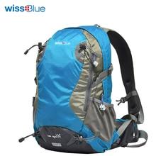 WissBlue Camping Hiking Backpack Sports Bag Travel Trekk Rucksack Mountain Climb Military Equipment for Men Women Males Teengers