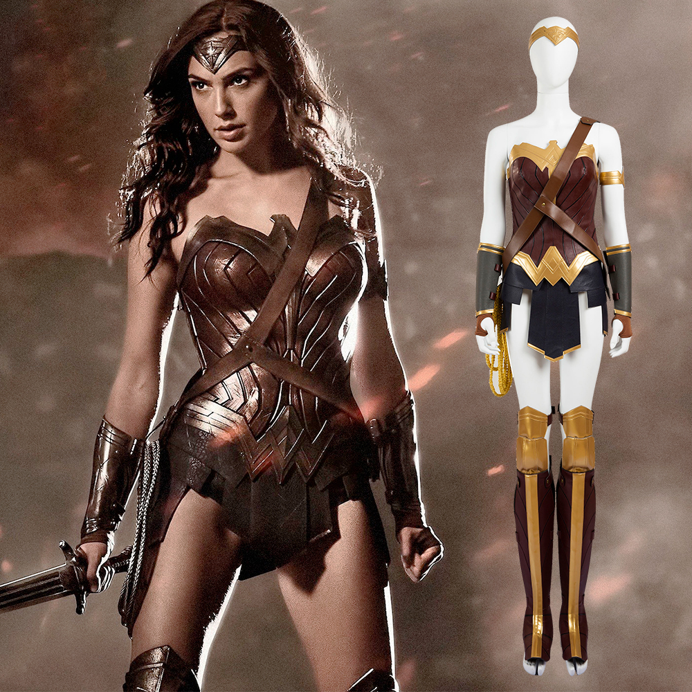 Batman V Superman Wonder Woman Costume Dawn Of Justice -8060