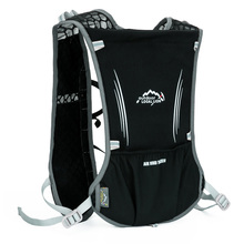 5L Women Men Marathon Hydration Vest Pack For Water Bag Cycling Hiking Bag Outdoor Sport Running Backpack