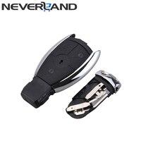 Best Selling Afstandsbediening Smart Key Shell Case Blade Voor Mercedes Benz Klasse SL 3 Knoppen Shell Gratis Verzending D25